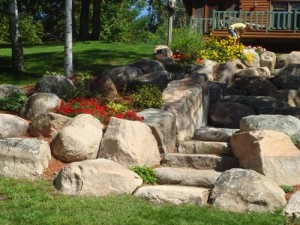 Stone for Landscaping rocks vernon bc